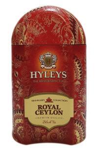 Чай черный  Hyleys Роял Цейлон 100 г (54267)