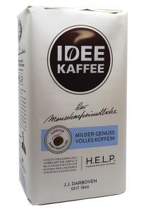Кофе молотый Idee Caffe 500 г J.J.Darboven (125)
