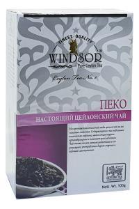 Чай черный Windsor Pekoe 100 г (53160)