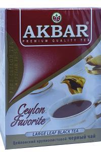 Чай черный Akbar Фиолетовый Олександрит 100 г (960)