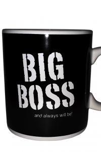 Кружка Great Coffee  Биг Босс 850 мл  (53315)