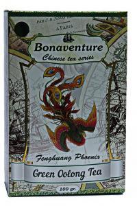 Bonaventure Fenghuang Pxoenix. Зеленый чай оолонг. 100 г