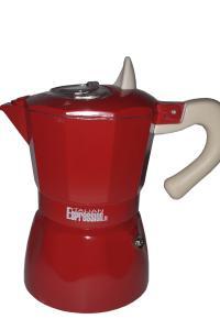 Гейзерная кофеварка G.A.T. Rossana на 3 чашки  (53142)