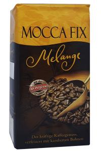 Кофе молотый Röstfein Kaffee Mocca Fix Melange с ароматом карамели 500 г (113)