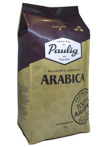 Кофе в зернах Paulig Arabica 1 кг (54535)