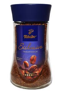 Кофе растворимый Tchibo Exclusive 100 г в стеклянной банке (360)