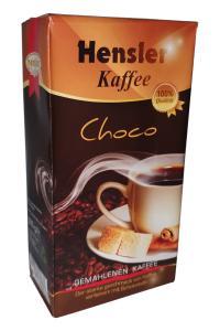 Кофе молотый Hensler Choco с ароматом шоколада 500 г (53532)