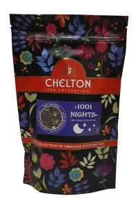 Чай черный с зеленым с ароматом клубники Chelton 1001 Nights 90 г