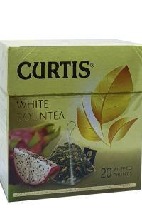 Чай белый в пакетиках-пирамидках Curtis White Bountea 20 шт х 1,7 г (54275)