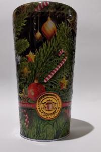 "Chelton ""Ваза ""С рождеством!"", черный чай, 100г,  Ж/б   (53273)"