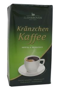 Кофе молотый Kranzchen Kaffee VP 500 г J.J.Darboven (1481)