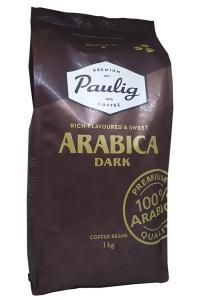 Кофе в зернах Paulig Arabica Dark 1 кг (54536)