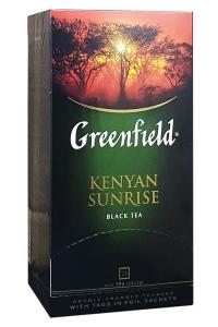 Чай черный с цедрой цитрусовых и ароматом бергамота Greenfield  Earl Grey Fantasy 200 г  (699)