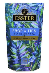 Чай черный с ароматом клубники в пакетиках Азерчай Клубника 25 шт х 1,8 г (1520)