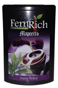 Чай черный FemRich Super Pekoe 200 г (52462)