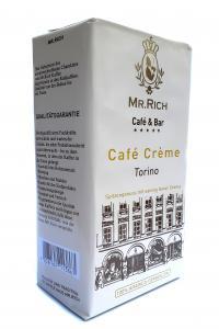 Mr.Rich Cafe Creme Torino,  молотый кофе, 500г
