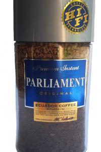 Кофе растворимый Parliament Original 100 г в стеклянной банке (52558)