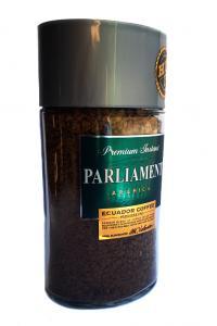 Кофе растворимый Parliament Arabica 100 г в стеклянной банке