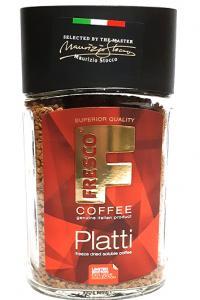 Кофе растворимый Fresco Platti 95 г в стеклянной банке