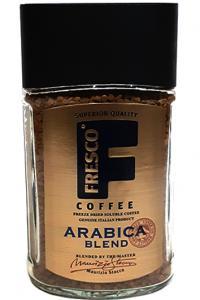 Кофе растворимый Fresco Arabica blend 100 г в стеклянной банке