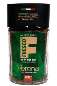 Кофе растворимый Fresco Verona 95 г в стеклянной банке (53131)