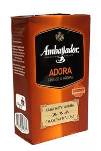Кофе молотый Ambassador Adora 225 г (53214)