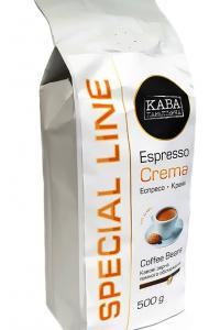 Кофе в зернах Кава Характерна SL Espresso Crema 500 г (53211)