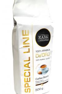 Кофе зерновой Кава Характерна SL De'ORO 500 г