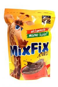 Быстрорастворимый какао-напиток  Krüger Mix Fix 150 г (52186)