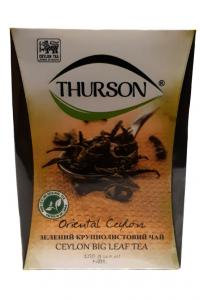 Чай зеленый крупнолистовой Thurson Oriental Ceylon 100 г (52885)