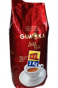 Кофе зерновой Gimoka Gran Bar XXL 3 кг