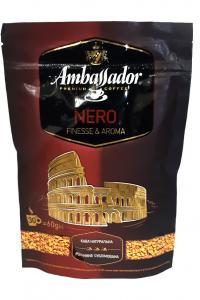 Кофе растворимый Ambassador Nero 60 г (53365)