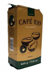 Cafe Rio. 100% arabica. Молотый кофе, 500г