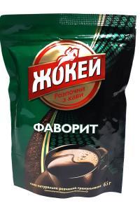 Кофе растворимый Жокей Фаворит 65 г