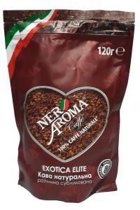 Кофе растворимый Nero Aroma Exotica Elite 120 г (52973)