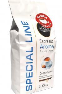 Кофе зерновой Кава Характерна SL Espresso Aroma 1 кг