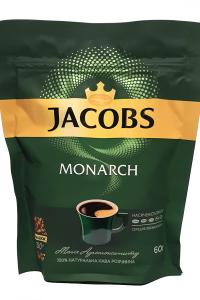 Кофе растворимый Jacobs Monarch 60 г