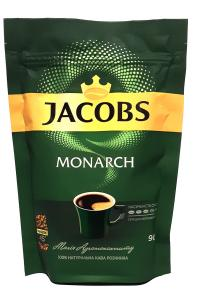 Кофе растворимый Jacobs Monarch 90 г (437)