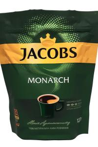 Кофе растворимый Jacobs Monarch 120 г (438)