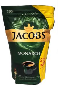 Кофе растворимый Jacobs Monarch 250 г