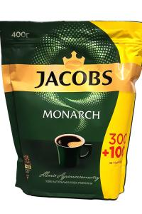 Кофе растворимый Jacobs Monarch 400 г (442)