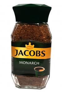 Кофе растворимый Jacobs Monarch 95 г в стеклянной банке