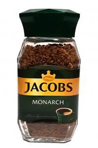 Кофе растворимый Jacobs Monarch 48 г в стеклянной банке