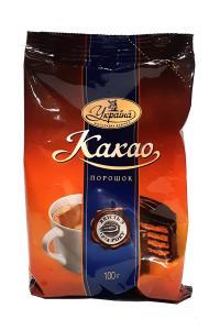 Какао-порошок Шоколадна фабрика Україна 100 г (52472)