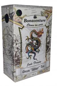 Чай зеленый серебряная улитка Bonaventure Jade Dragon 100 г (52769)
