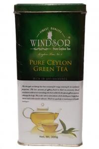 Чай зеленый Windsor Pure Ceylon Green Tea 300 г  (53380)