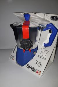 Гейзерная кофеварка G.A.T. Ledy на 3 чашки (53350)