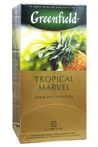 Чай черный с барбарисом в пакетиках Greenfield Barberry Garden 25 шт х 1,5 г
