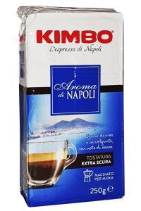 Кофе молотый Kimbo Aroma di NAPOLI 250 г (58)