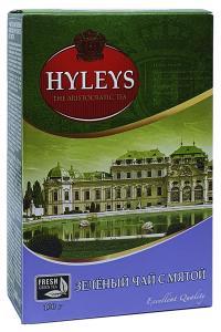 Чай черный с цедрой цитрусовых и бергамотом Hyleys Королевский купаж 100 г